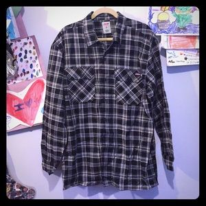 Dickies men's flannel